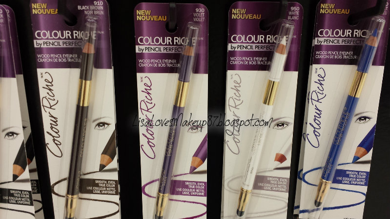 LisaLovesMakeup87: Spotted: LOreal Colour Riche By Pencil