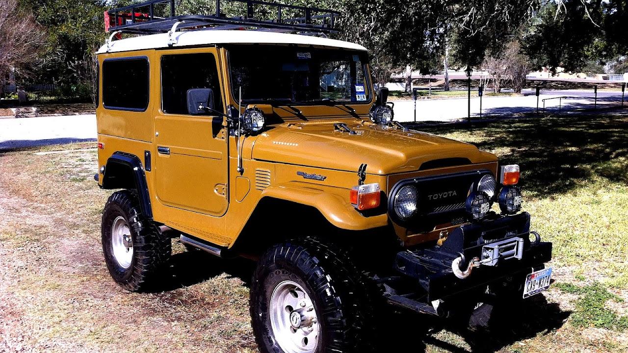 1976 Toyota Land Cruiser
