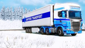 Kanters Transport pack for Scania R