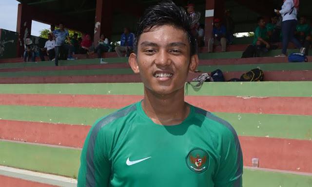 Timnas U-19 Vs Brunei: Muhammad Rafli Alumni Liga Santri Cetak 3 Gol