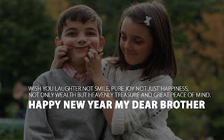 2017 happy new year to brother