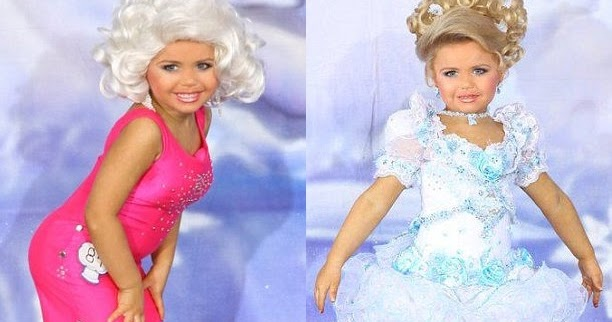 03336d99cec8 One-Moment-In-Time: Toddlers And Tiaras Mother Now Banned For Entering  Daughter Into Pageants