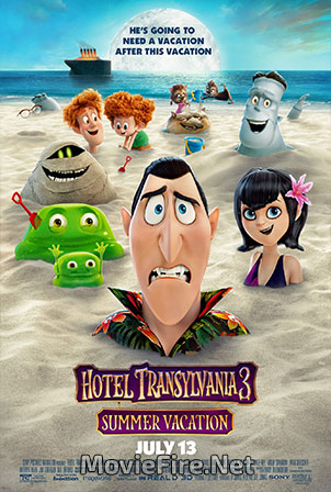Hotel Transylvania 3: Summer Vacation (2018) 1080p