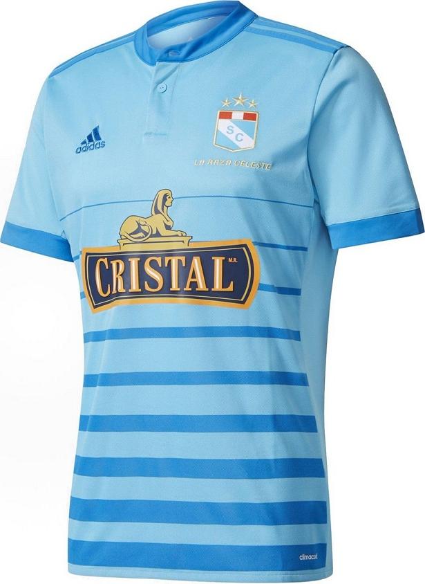 26e01137a3 Adidas divulga a nova camisa titular do Sporting Cristal - Show de ...