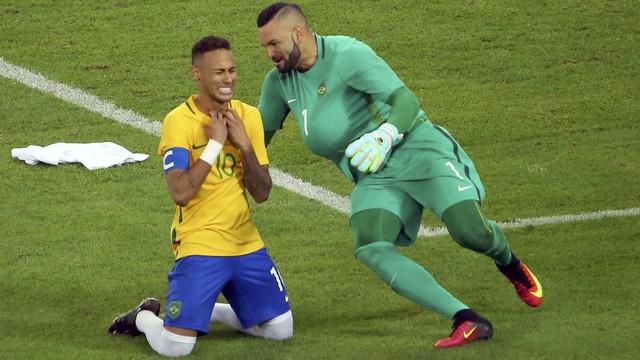 Nos pênaltis, Brasil vence Alemanha e conquista medalha inédita
