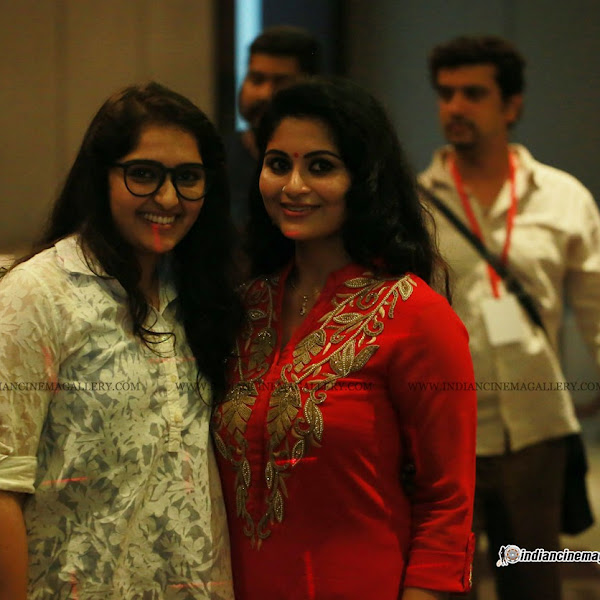 Sruthi Lakshmi latest photos from AMMA general body meeting 2016