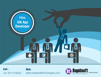 ios app developer rapidsoft