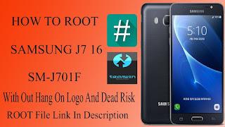 Samsung J701F images
