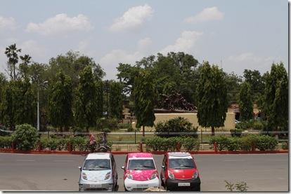 Shaheed Smarak Patna - the Martyr's Memorial Patna