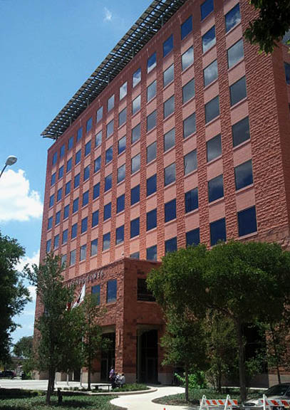 While On A Walk Bexar County Justice Center Central Jury