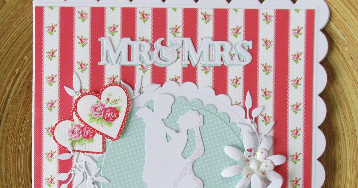 Blanchardstown Inspiring Ideas: A Passion For Cards: Mr & Mrs