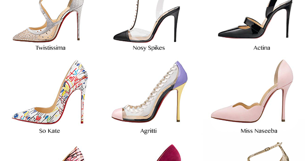 9f6ac6409423 Christian Louboutin Spring 2018 Woman Collection