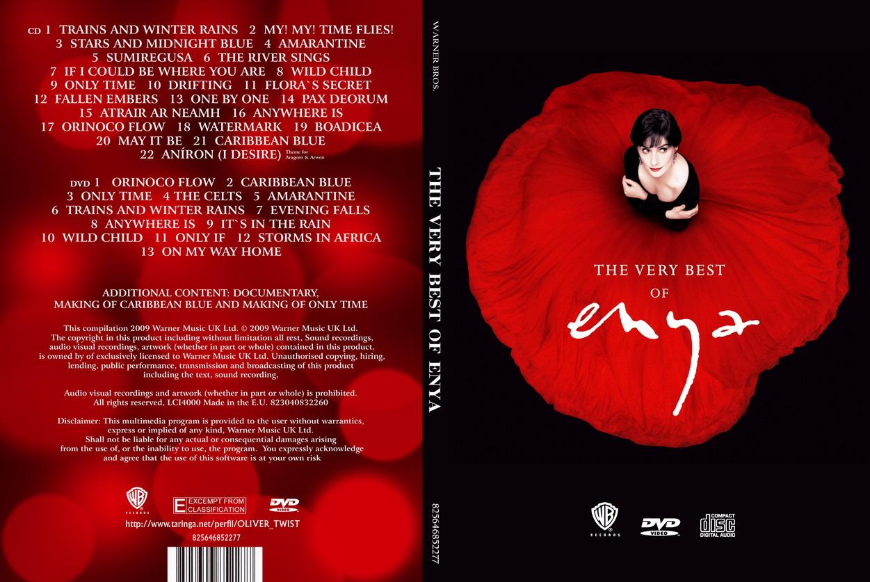 cd the very best of enya