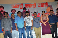 Saravanan Irukka Bayamaen Movie Success Meet Stills .COM 0070.jpg