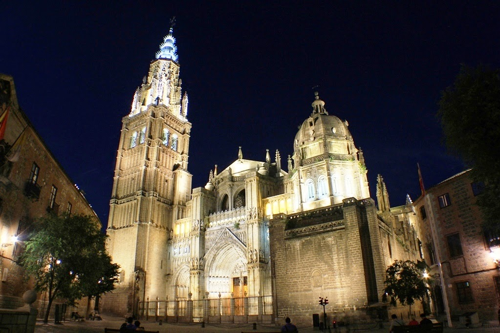 Toledo, cathedral, Spain