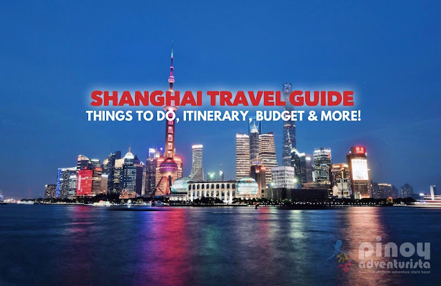 Comprehensive Shanghai Travel Guide Blogs with Sample Itinerary