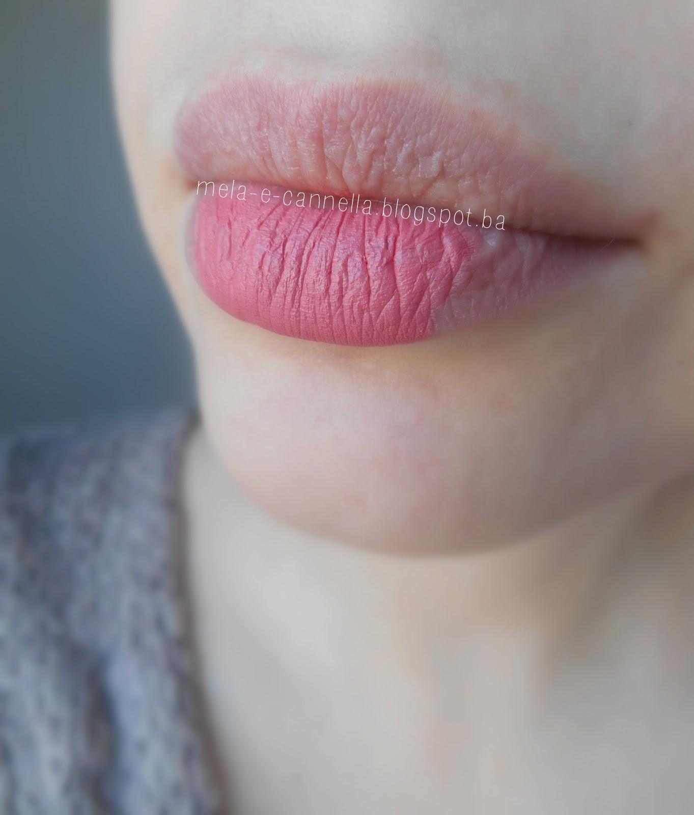 mela-e-cannella: Avon True Color Matte Lipstick