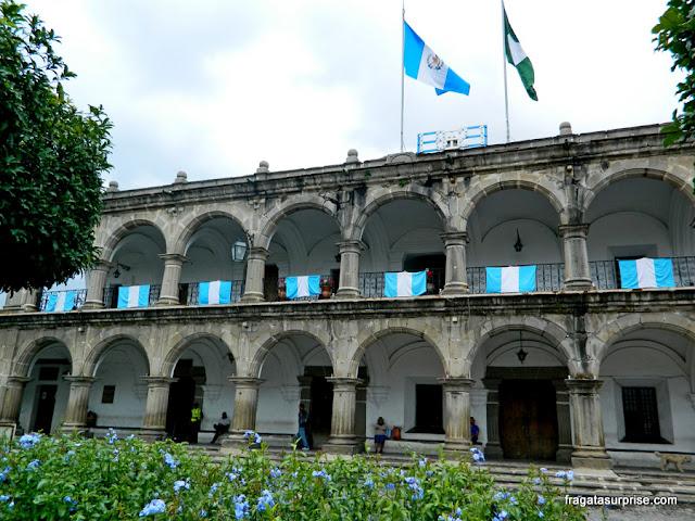 Antigo Cabildo de Antigua Guatemala