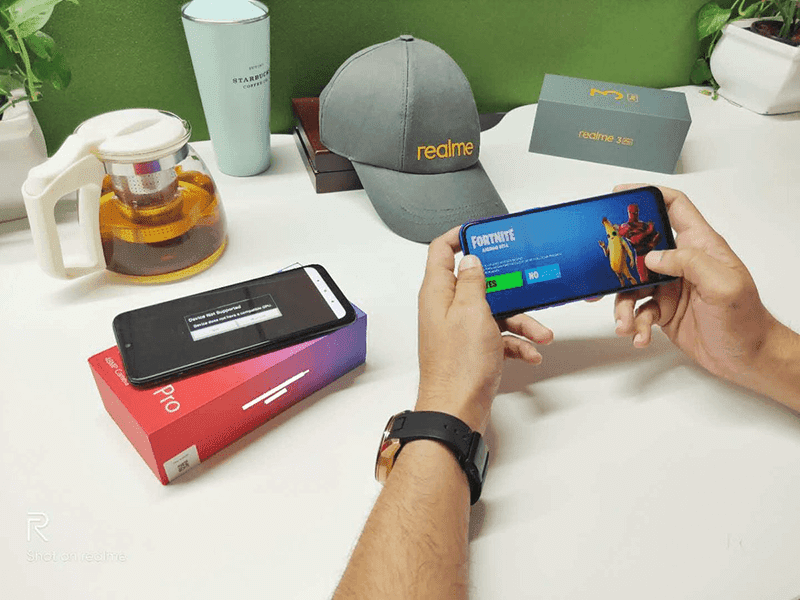 Realme 3 Pro to launch on April 22, can play Fornite at 60fps unlike Redmi Note 7 Pro