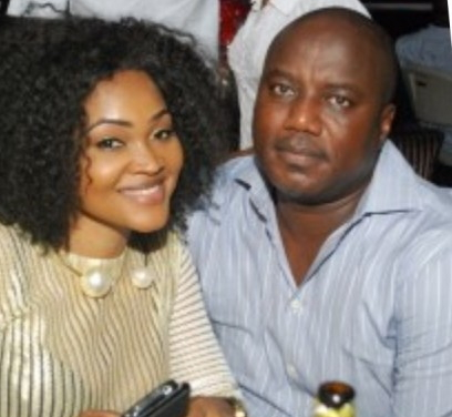 mercy aigbe husband fight custody of son