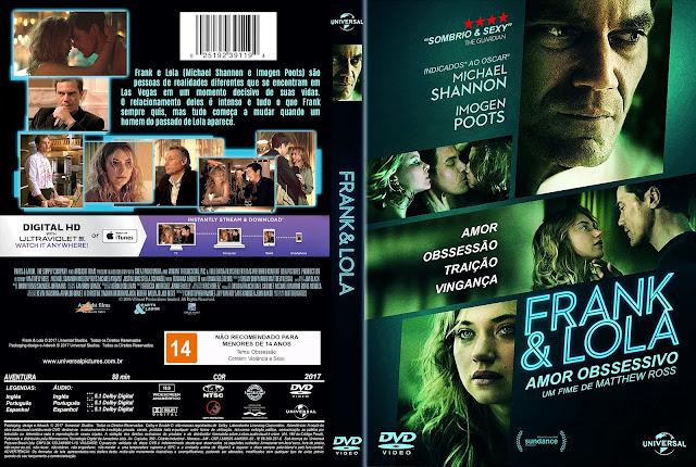 Capa DVD Frank & Lola [Custom]