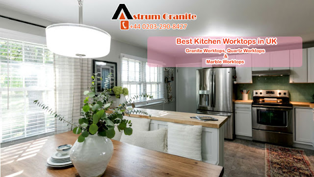 granite kitchen worktops uk
