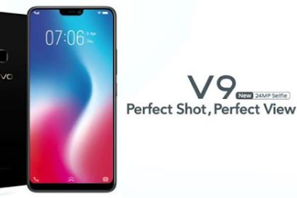 Spesifikasi dan Harga Vivo V9 Lengkap