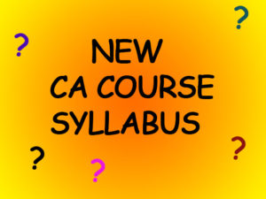 CA-New-Syllabus-2017-For-CPT-IPCC-CA-Final-Optional-Papers-introduced