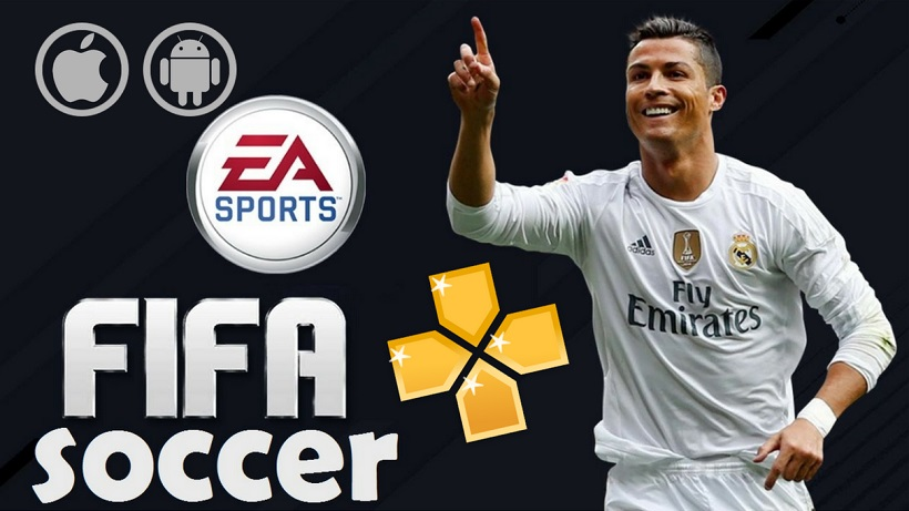 Download FIFA Soccer PPSSPP for Android and iPhone Game ...
