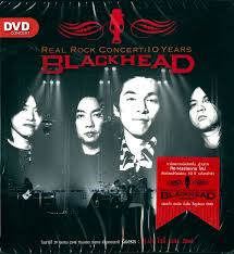 Real Rock Concert 10Years Blackhead