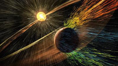 Marte pierde su atmósfera