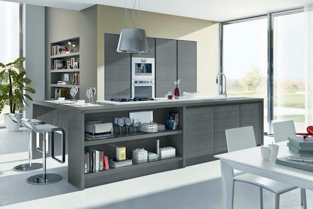 cocina kitchen ashome7