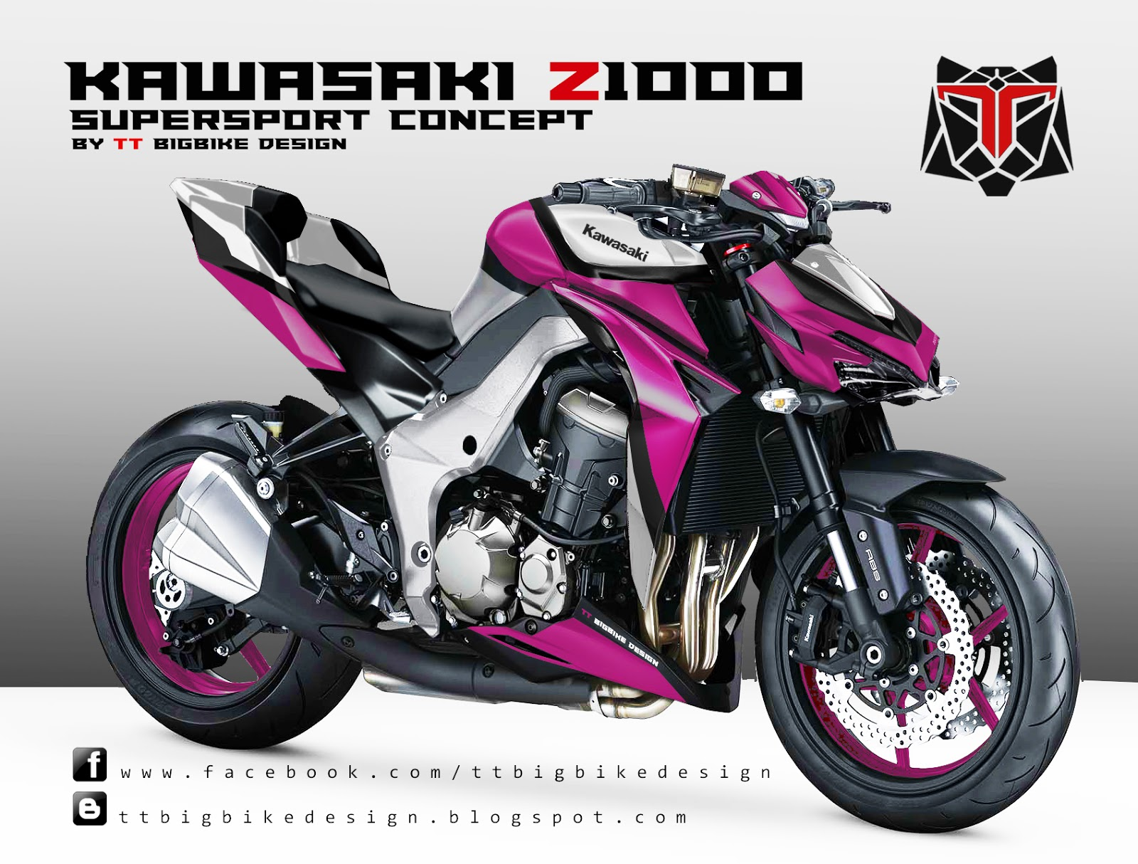 Bigbike Kawasaki