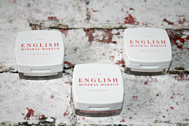 English Mineral Makeup Company Powders