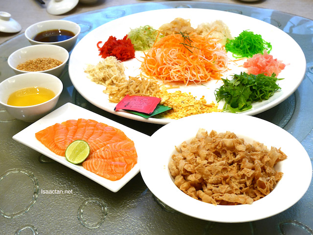 Chinese New Year Set Menu @ Zuan Yuan Chinese Restaurant, One World Hotel