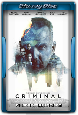 Mente Criminosa Torrent 2016 720p e 1080p BluRay Dual Áudio
