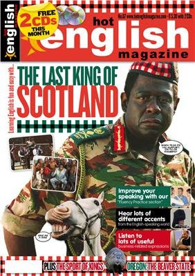 Hot English Magazine - Number 67