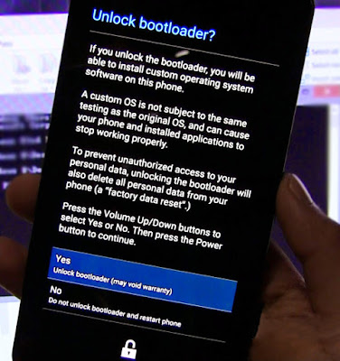How To Unlock Bootloader Google Nexus 5X