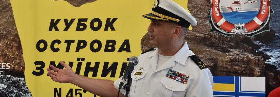 Командувач ВМСУ знов порушує правила носіння нагород
