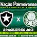 Jogo Botafogo x Palmeiras Ao Vivo 16/04/2018 [Narração]
