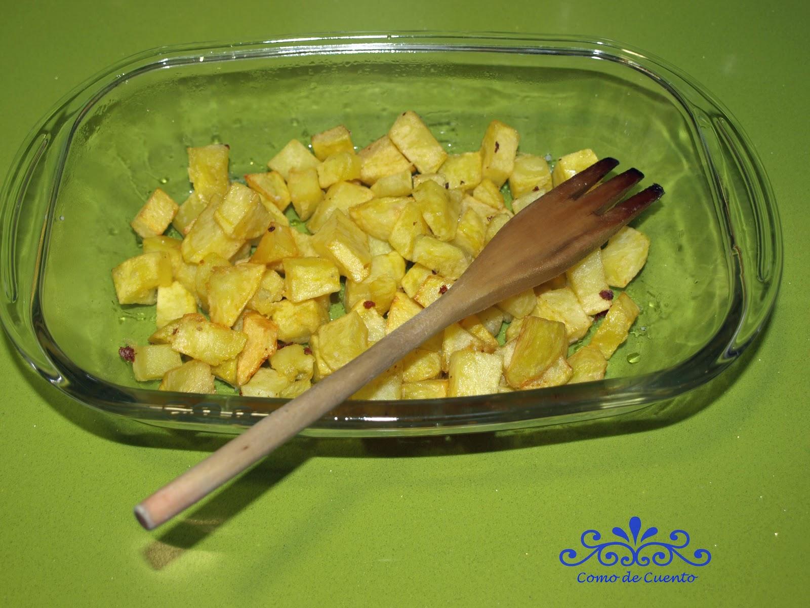 Como de cuento una receta de corzo estofado for Corzo con patatas