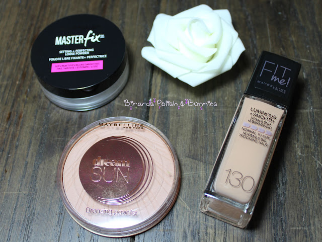 Maybelline Fit Me! Make up und Puder