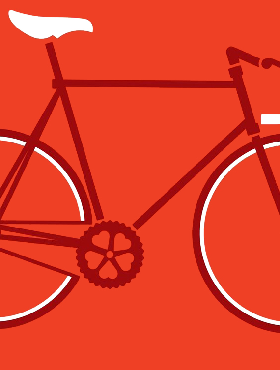 graphic designers inspiration, bicycles posters
