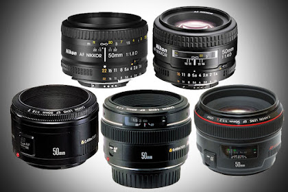 #7 Kehebatan Lensa Kamera Prime 50Mm
