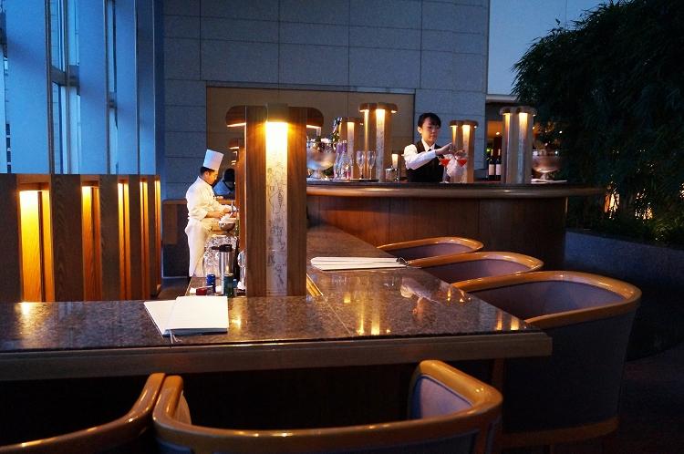 Park Hyatt Tokyo, The Peak Lounge, Euriental
