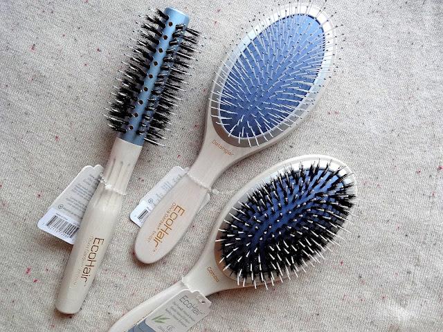 Olivia Garden EcoHair Brushes