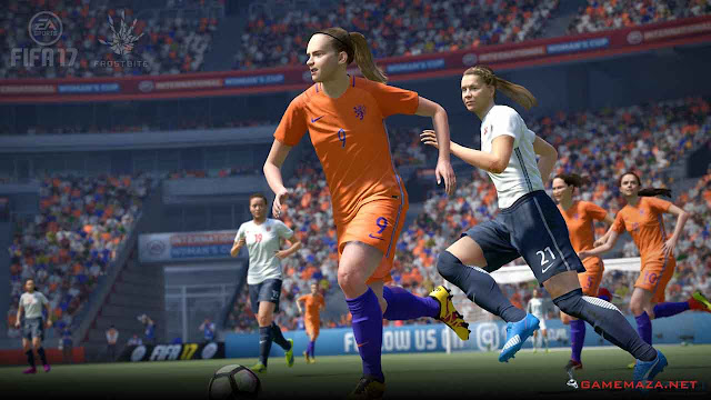 FIFA 17 Gameplay Screenshot 1
