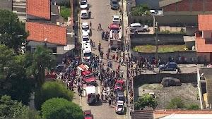 Massacre em escola deixa 10 pessoas mortas em SP