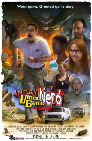 Angry Video Game Nerd: The Movie (2014) 480p WEBRip