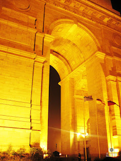 India Gate New Delhi photo amar jawan jyoti homage